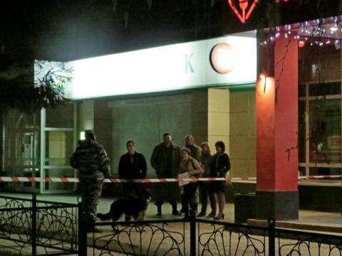 Сбербанк на 18 квартале Бердска снова был оцеплен из-за сообщения о подозрительном предмете