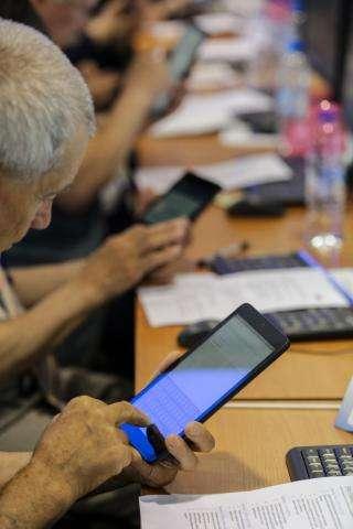 Ученики мобильных академий - пенсионеры