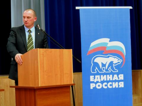 Лидер «ЕР» в Бердске Андрей Пилько досрочно покинет партийный пост