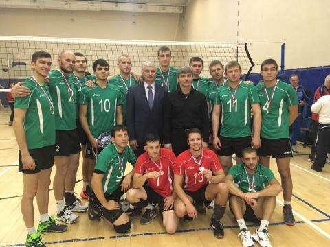 Команда Новосибирской области
