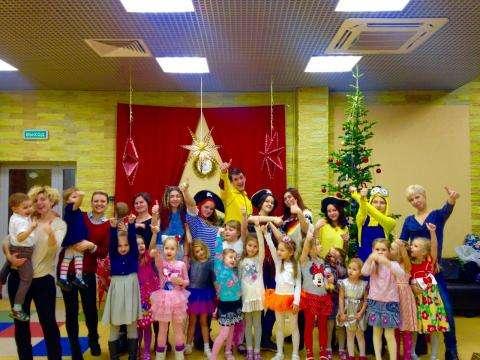 Детский праздник в семейном кафе «Колибри» понравится и детям, и взрослым!