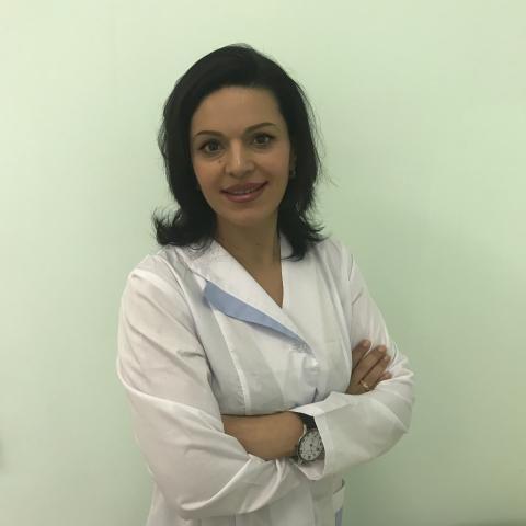 Врач гинеколог Северова Анжела Александровна