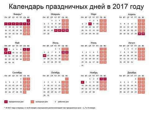 НаНовый год жители России передохнут 8 дней— с1 по8января