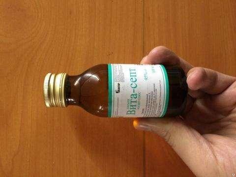 Продажа непищевой спиртосодержащей продукции в России приостановлена