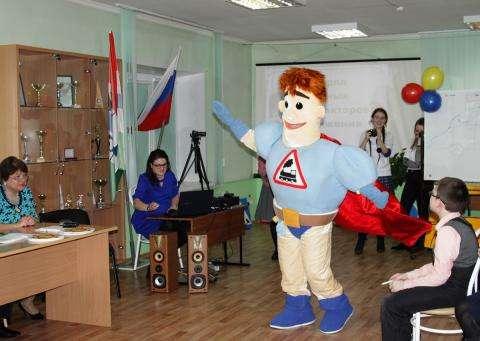 В Бердске торжественно открыт городской отряд ЮИД