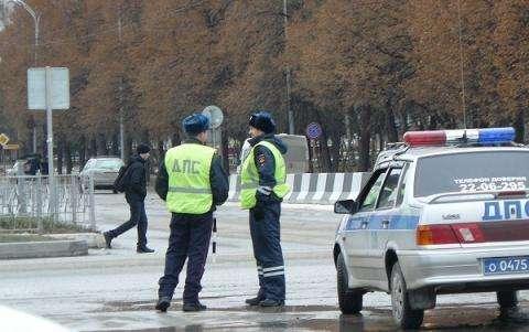 Экипаж ДПС «Кубань-28» отделения ГИБДД г. Бердска