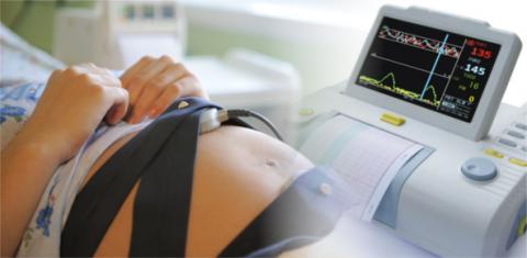 Новая услуга в ГЛДЦ Бердска - КТГ плода при беременности