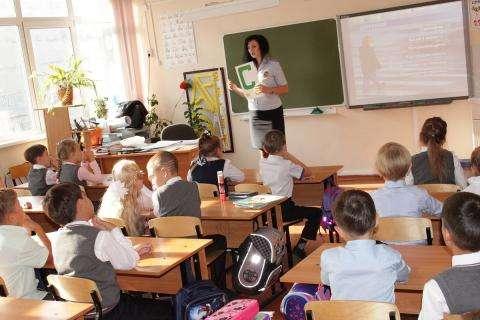 В школах Бердска идут недели безопасности