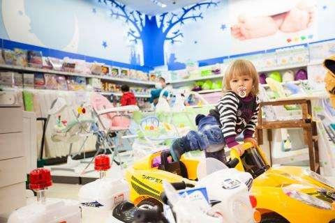 «Детский мир» открыл первый магазин в Бердске
