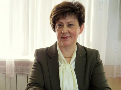 Галина Михайловна Купцова