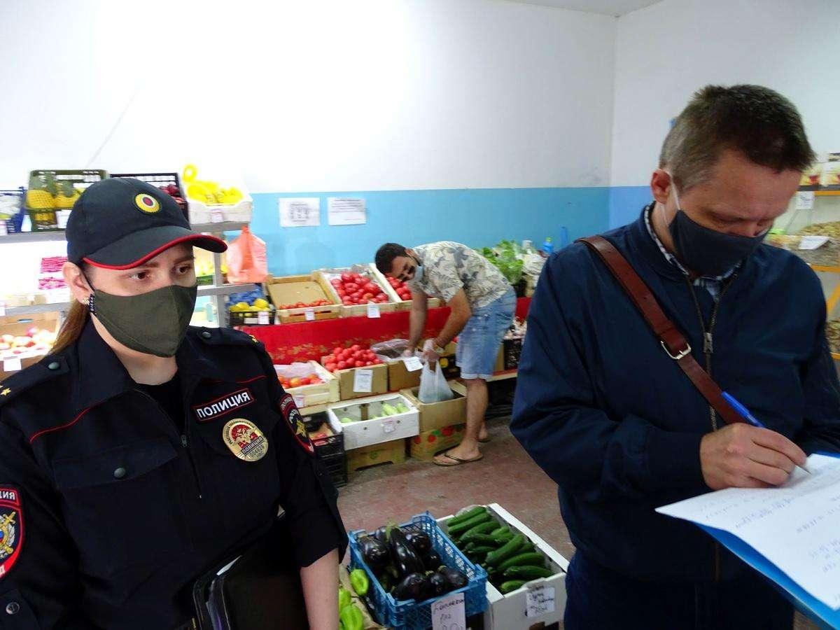 В Новосибирской области ужесточат меры по отношению к нарушителям режима повышенной готовности