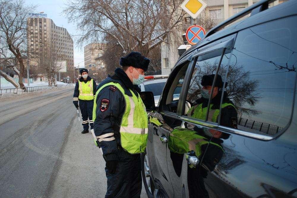 Более 170 пьяных водителей задержаны в Новосибирской области за 10 дней января