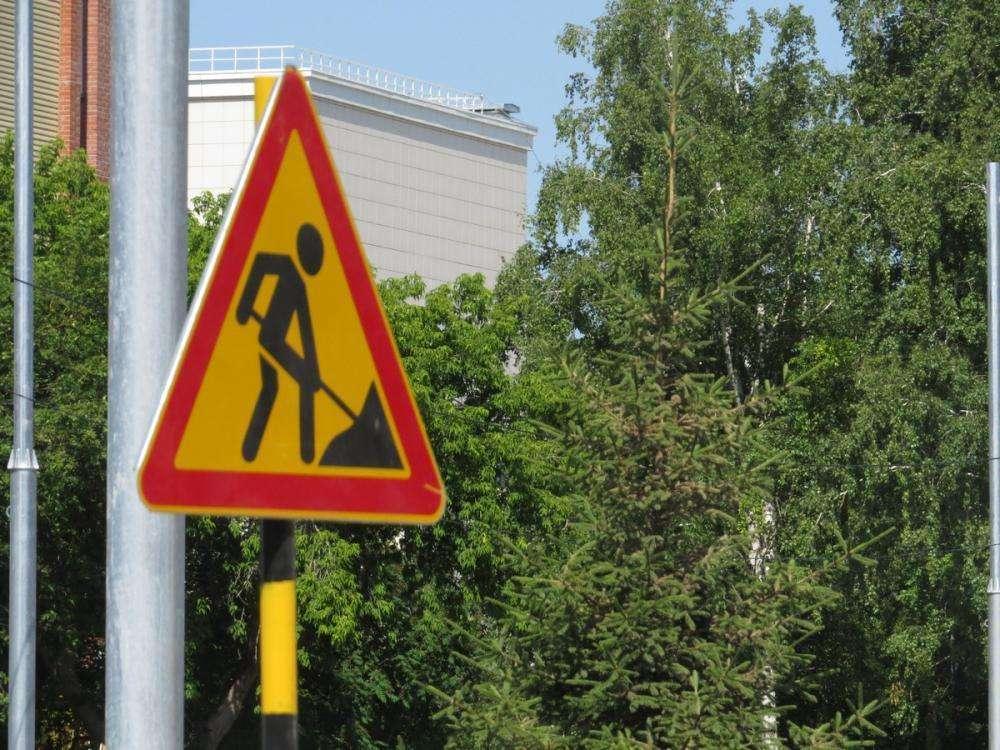«Мы и до Нового года не сделаем»: скоростью ремонта ул. Черёмушной возмущён мэр Бердска
